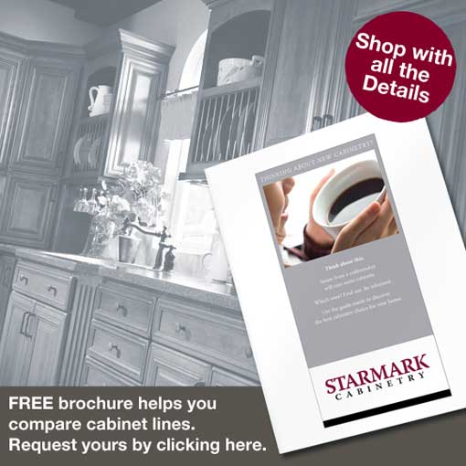 StarMark Cabinetry's cabinet construction information workbook