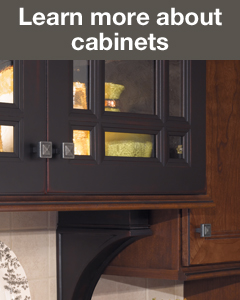 StarMark Cabinetry uses quality materials and construction methods to create cabinets for your kitchen and bath. Learn more.