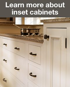 StarMark Cabinetry creates quality inset cabinetry for your home. Learn more.