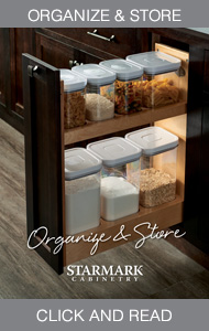 Organize and Store brochure
